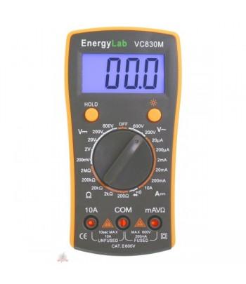 Multimetr cyfrowy VC830M...