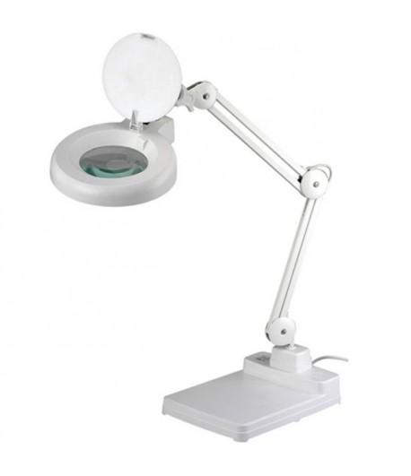 Lampa biurkowa z lupą (127mm) 22W