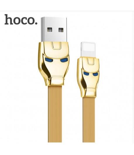 Kabel HOCO USB - IPhone Lightning - Złoty